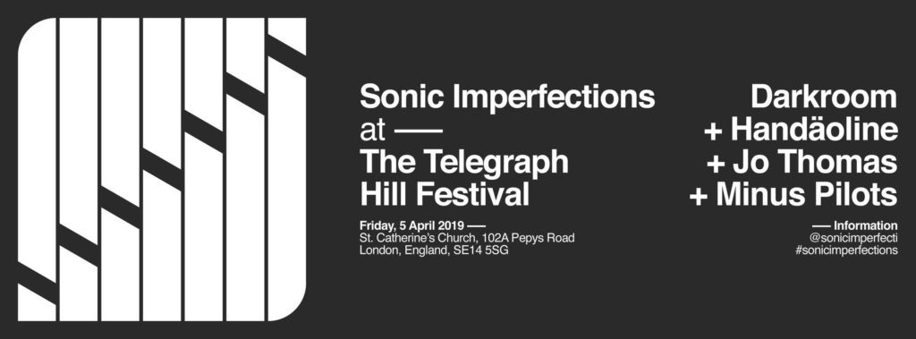 Sonic Imperfections at the 2019 Telegraph Hill Festival